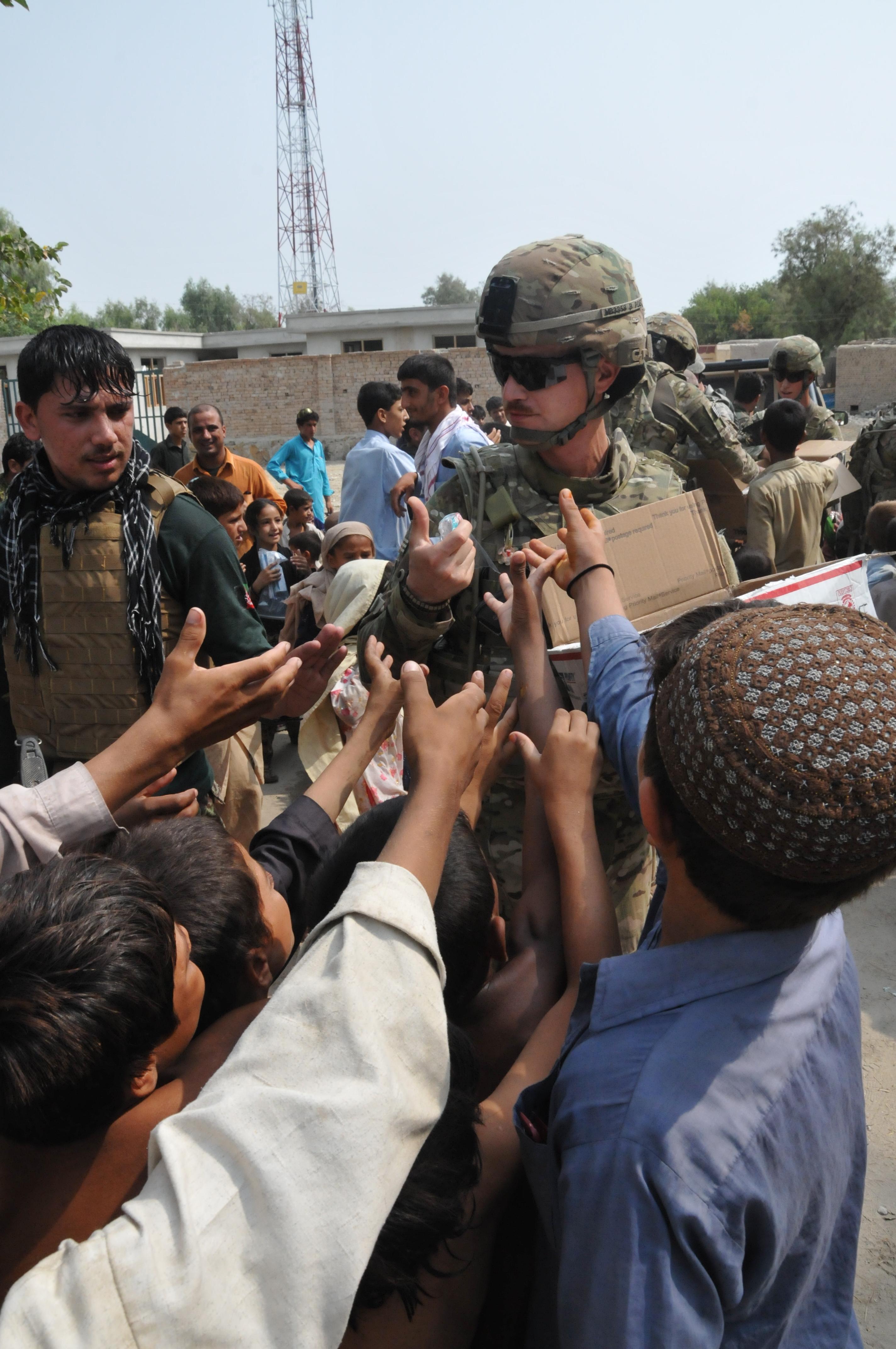 afghanistan army dentistry